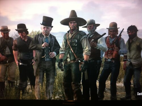 Bandito Outfit - Red Dead Wiki - Wikia