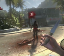 Dead Island Throwing Knife Mods