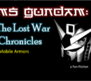 Lost War Chronicles mobile armors