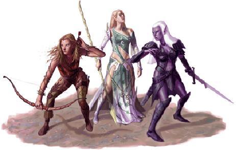 Elves Fictional Creatures Wiki