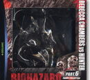 Biohazard Figure Collection: Rebecca Chambers vs. Hunter