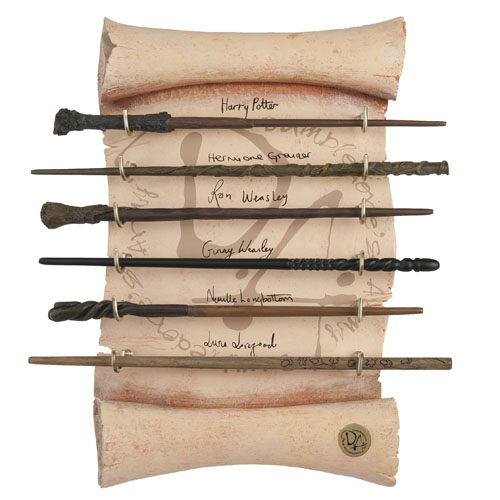 Image l collectibles wands harrypotter for Harry potter dumbledore wand