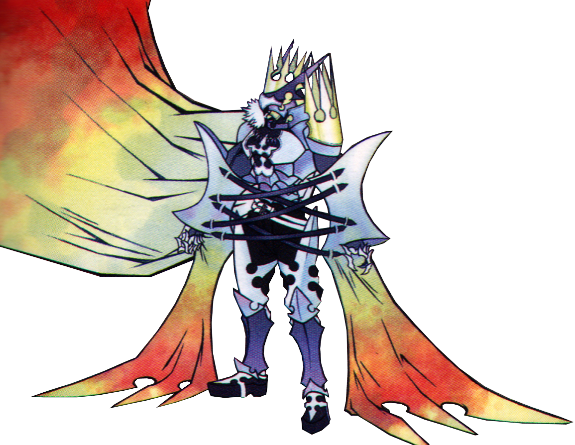 Image - Xemnas- Armor Form (Art) KHII.png - The Keyhole ...