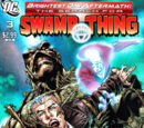 The Search for Swamp Thing issue 3