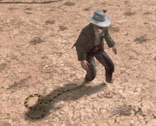 Rattlesnake Hot Dog
