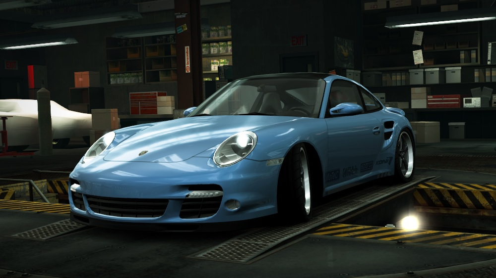 porsche 911 turbo 997 at the need for speed wiki need for speed series information. Black Bedroom Furniture Sets. Home Design Ideas