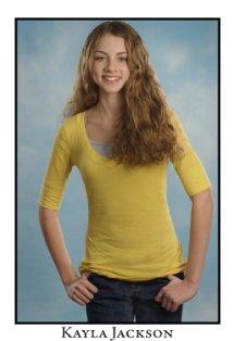 Image - Kayla Jackson.jpg - Standing Ovation Wiki - Wikia