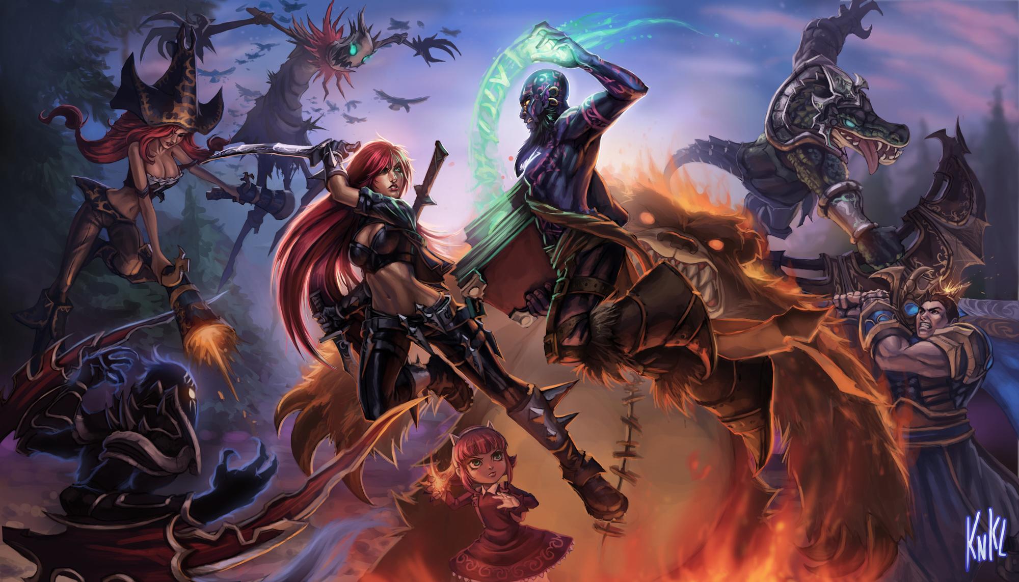 League Of Legends Wikipedia