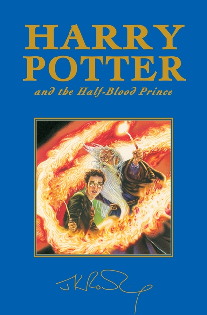 Harry Potter Book Wiki : Image half blood special edition g harry potter wiki