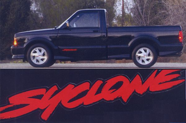 Gmc Syclone Autopedia The Free Automobile Encyclopedia
