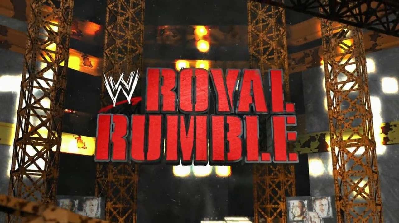 royal rumble logopedia the logo and branding site