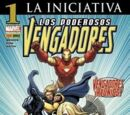 The Mighty Avengers Comics N°1
