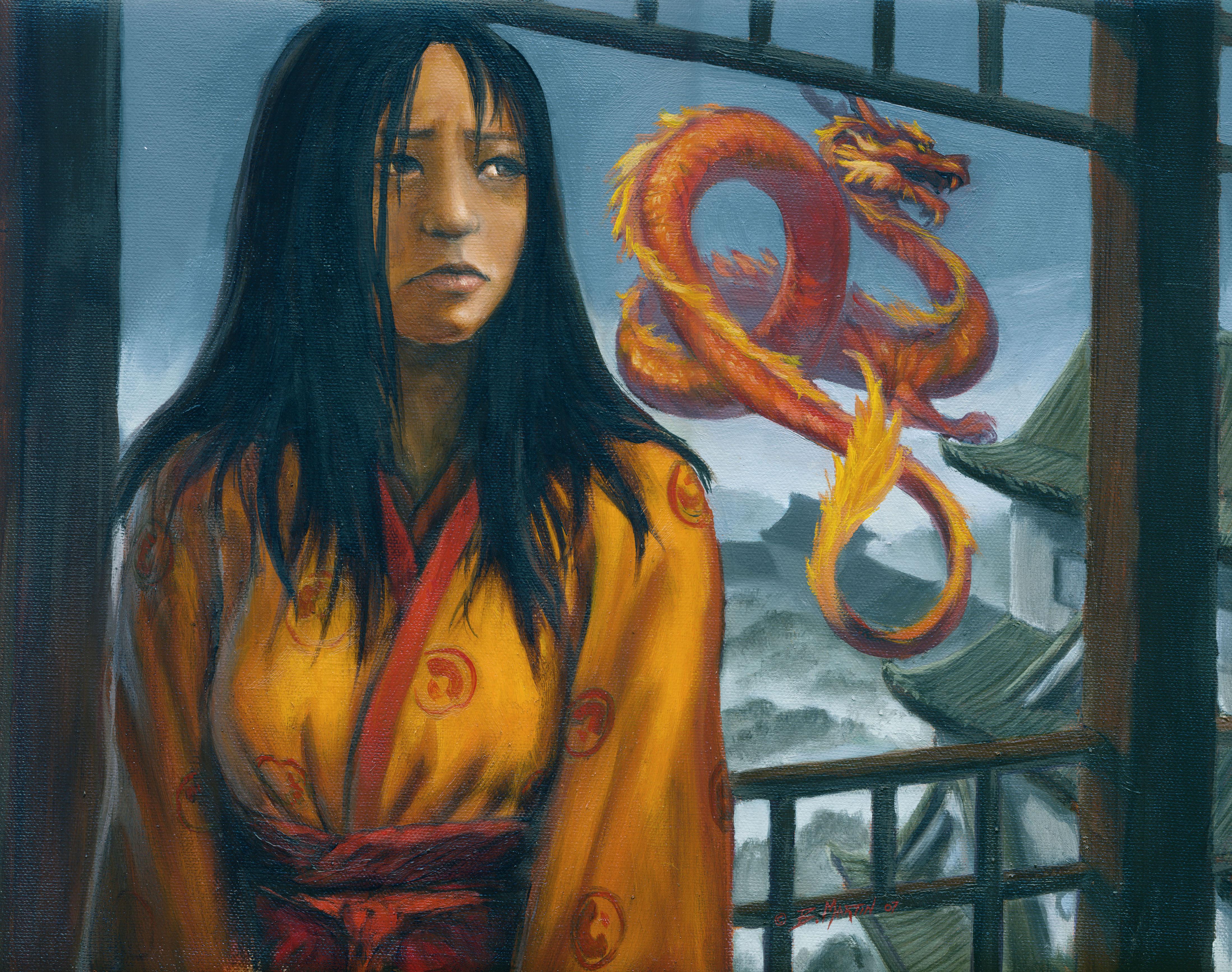 Return Of The Fire Dragon – Migliori Pagine da Colorare