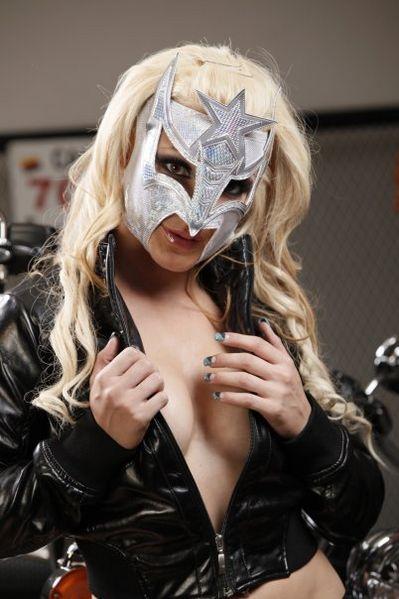 Sexy Star - Pro Wrestling Wiki - Divas, Knockouts, Results