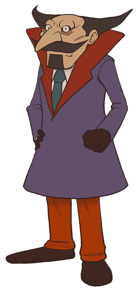 Don Paolo Professor Layton Wiki