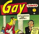 Gay Comics Nº 1