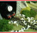 Nigel, Herbert and the Cows