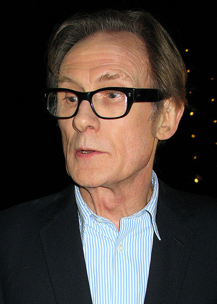 Bill Nighy Hitc...