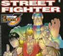 Street Fighter Zero 3 (Brazilian Comic)