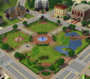 Sims3: Is there a cheat to place objects outside lot?