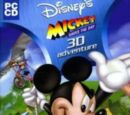 Mickey Saves the Day 3D Adventure