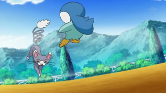 The Pokémon Alma EE10_Glameow_usando_sorpresa