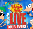 Disney's Phineas and Ferb: The Best LIVE Tour Ever! in Syracuse, NY