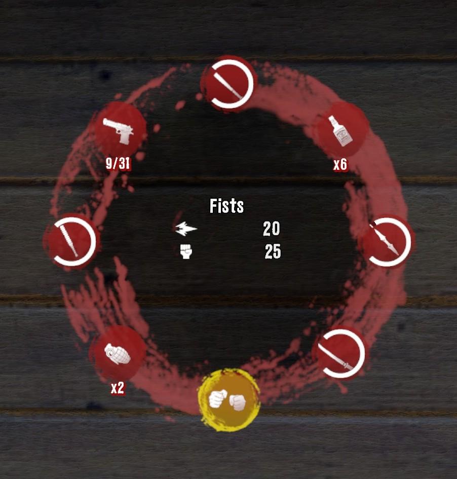 Dead Island Blunt Weapon Icon