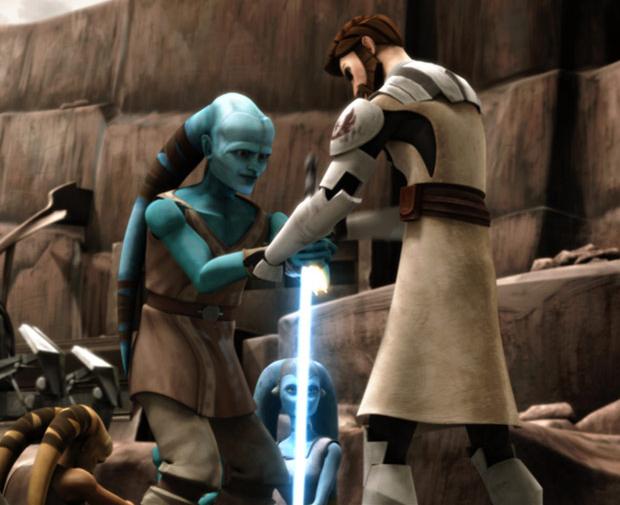Obi-Wan Kenobi zu befr...