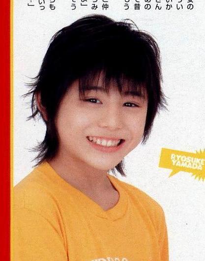 Yamada Ryosuke - Johnn...
