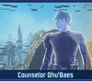 Counselor Dhu'Baes
