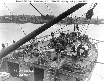 SS Ockenfels 1917