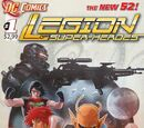 Legion of Super-Heroes Vol 7 1