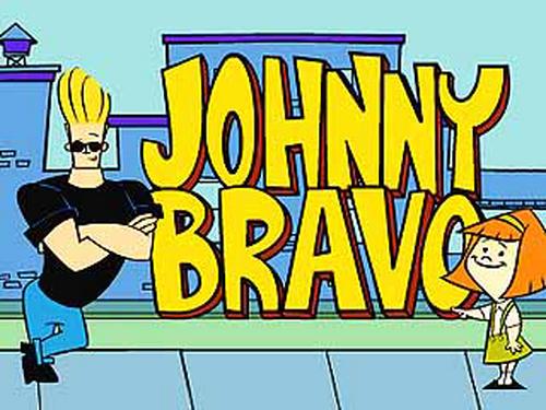 Johnny Bravo Headshot Johnny Bravo w