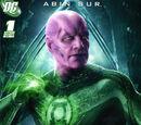 Green Lantern Movie Prequel: Abin Sur Vol 1 1