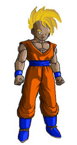 Image Uub Super Saiyan 1 Png Ultra Dragon Ball Wiki