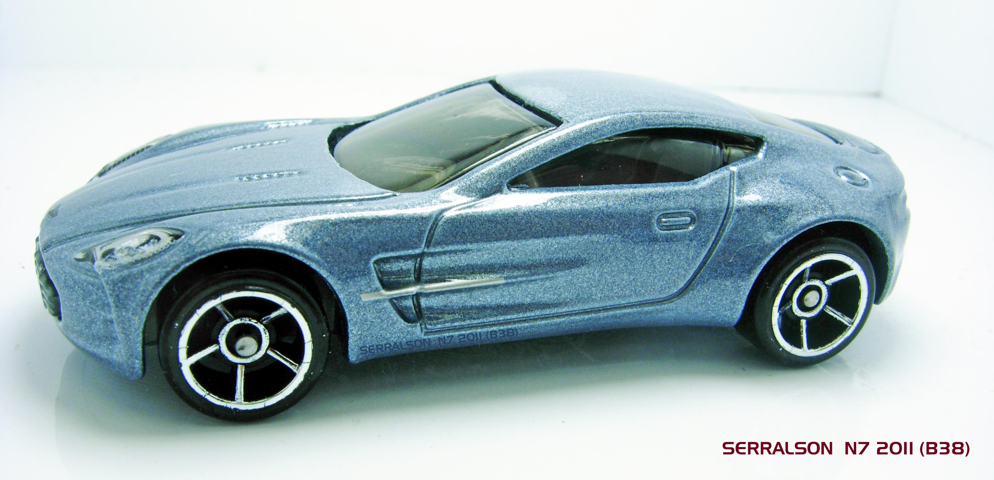 Aston Martin One 77 Hot Wheels Wiki