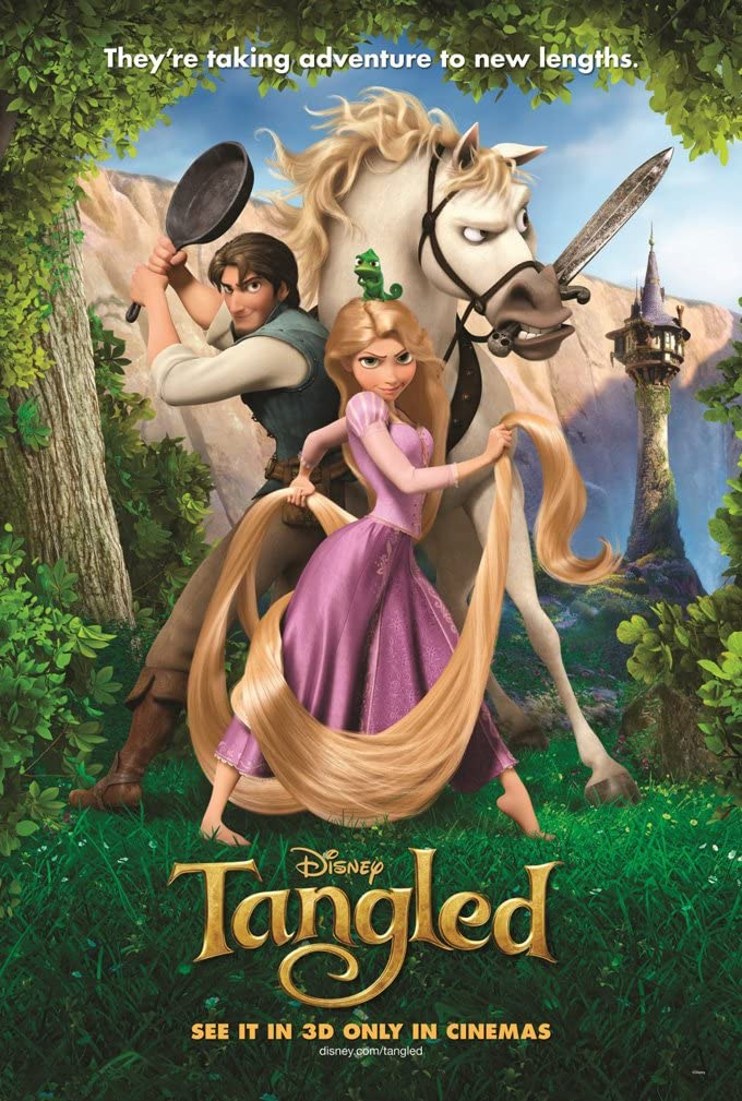 Watch Movie Tangled Streaming In HD