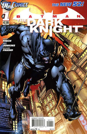 [DC Comics] Batman: discusión general 300px-Batman_The_Dark_Knight_Vol_2_1