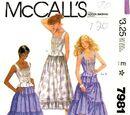 McCall's 7981 A