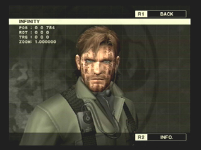 Infinity Face Paint Mgs Wiki