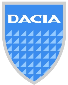 dacia logopedia the logo and branding site