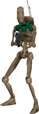 Droid Marine Star Wars Battlefront