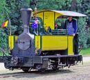 0-4-0PT Steam Locomotives