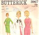 Butterick 3967 A
