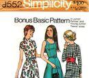 Simplicity 9552 A