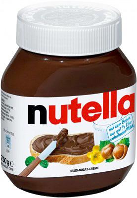 Nutella - Muppet Wiki