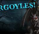 Gargoyles set