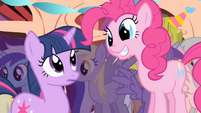 Pinkie Pie were you surprised S01E01