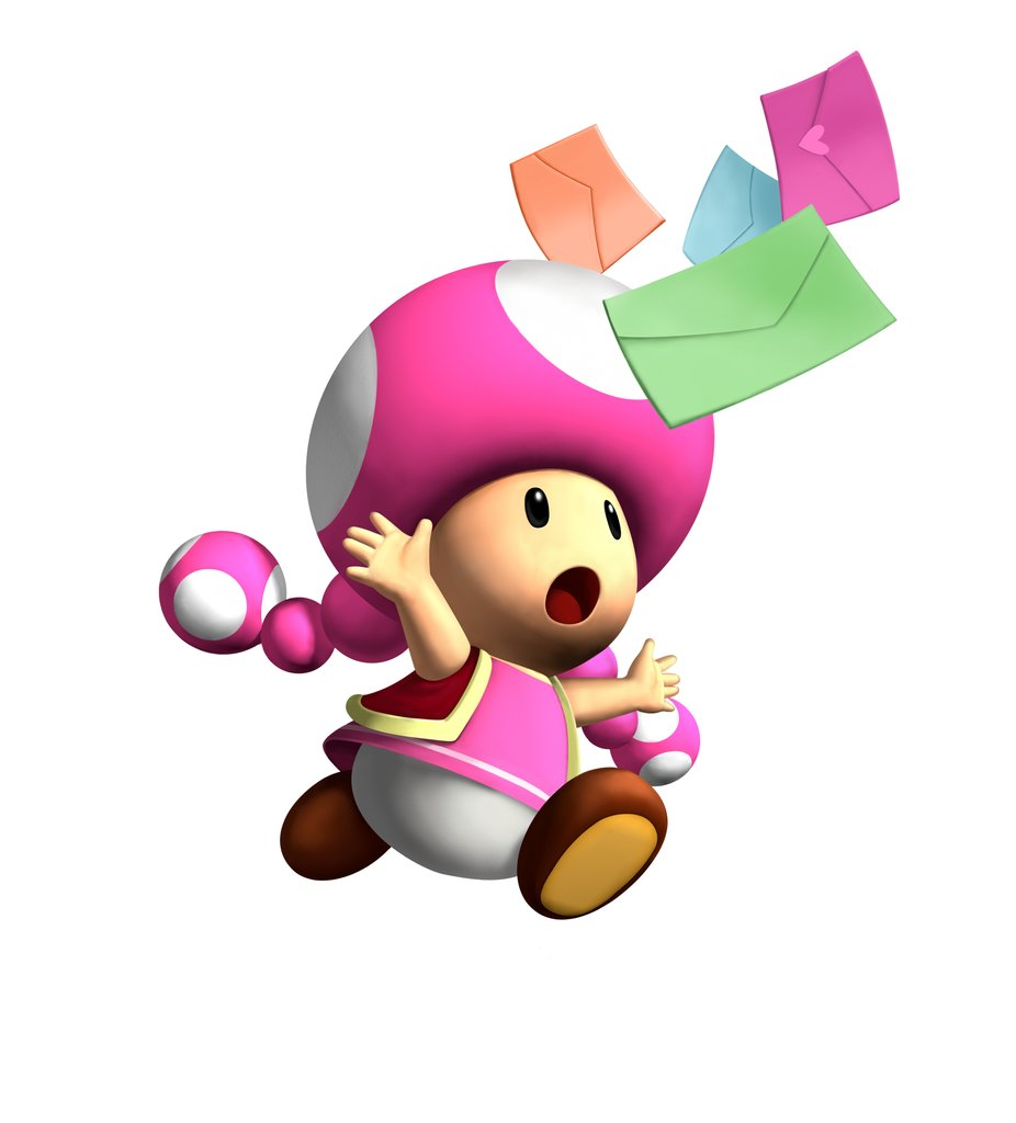 Toadette - Super Smash Bros. Bowl Wiki